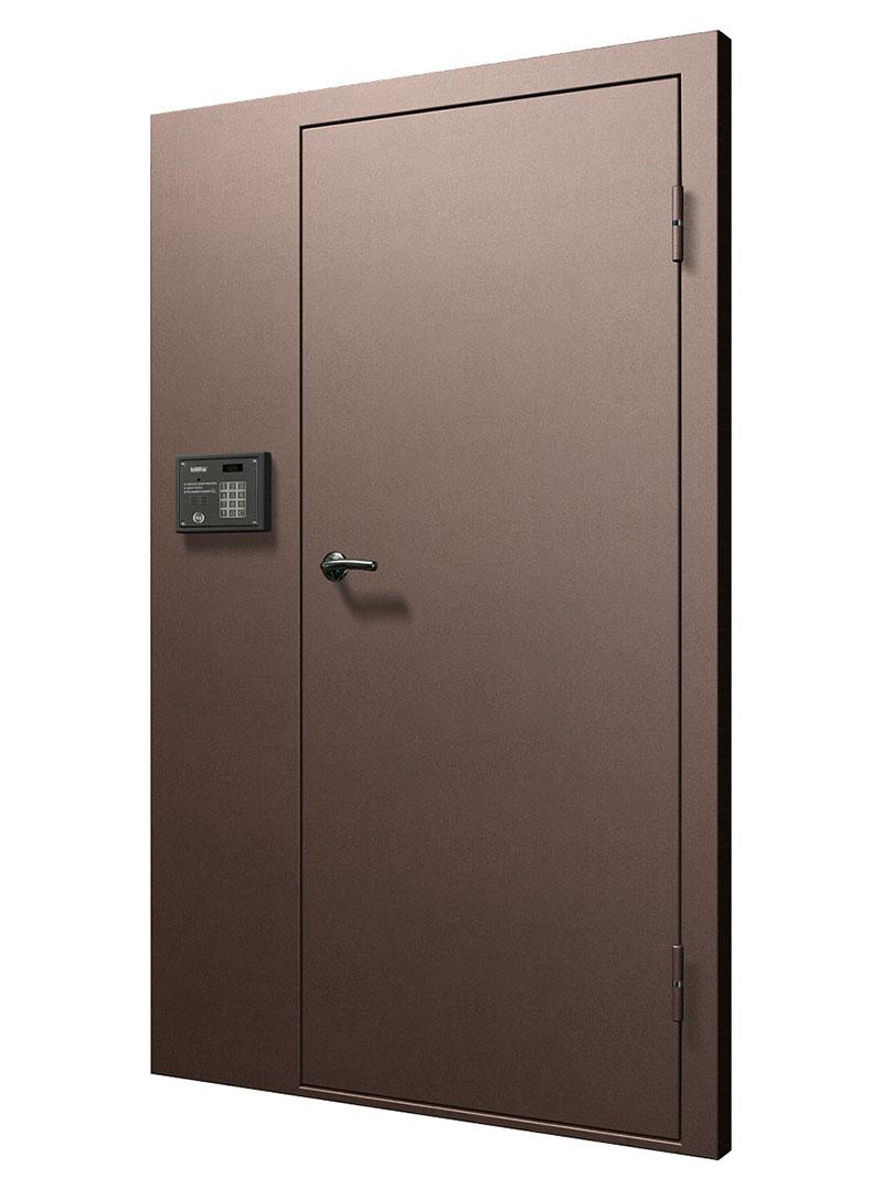 дверь металлическая подездная